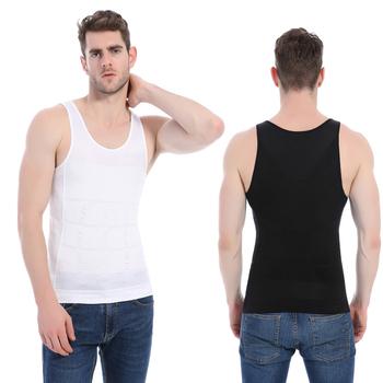 Shapewear for Men: Ann Chery 2031 Latex Men Girdle Body