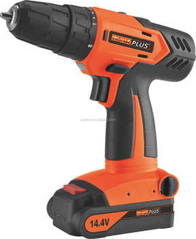 2 Speed Hand Lithium Power Tool Li-ion Electric Cordless Driver ...