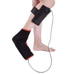 Medical Therapy Far Infrared 12V Reusable Customized Ankle Heat Pads