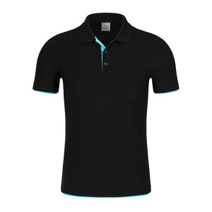 Men's New style design your own cheap plain custom work polo shirts