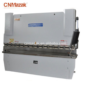 busbar bending cutting punching machine boduan press brake WC67Y-500T/7000