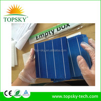 156.75 mm high efficiency poly solar cells price low in stock for wholesale solar panel price solar wafer supplier in China