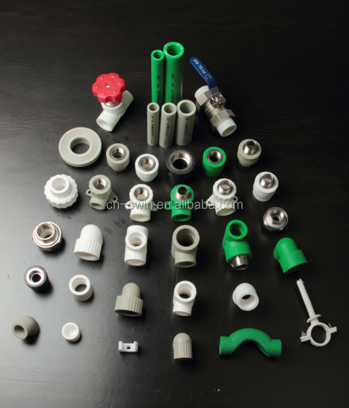 polypropylene pipe and fittings for cold and hot water with good price