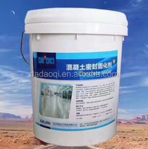 Concrete Floor Sealer Cement Concrete Hardener For Factory Warehouse