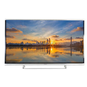 Aluminum frame High Class 85 INCH SMART LED TV with CE and Rohs
