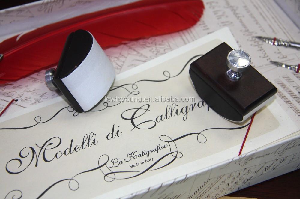 Brunnen Stift Tinte Blotters tinte + blotter + papier
