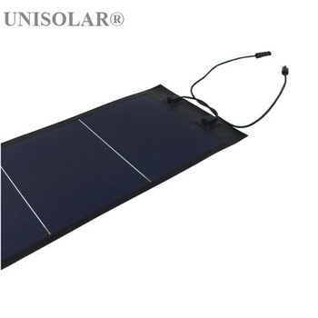 72w Amorphous Thin Film Pv Solar Panel For Metal Roof
