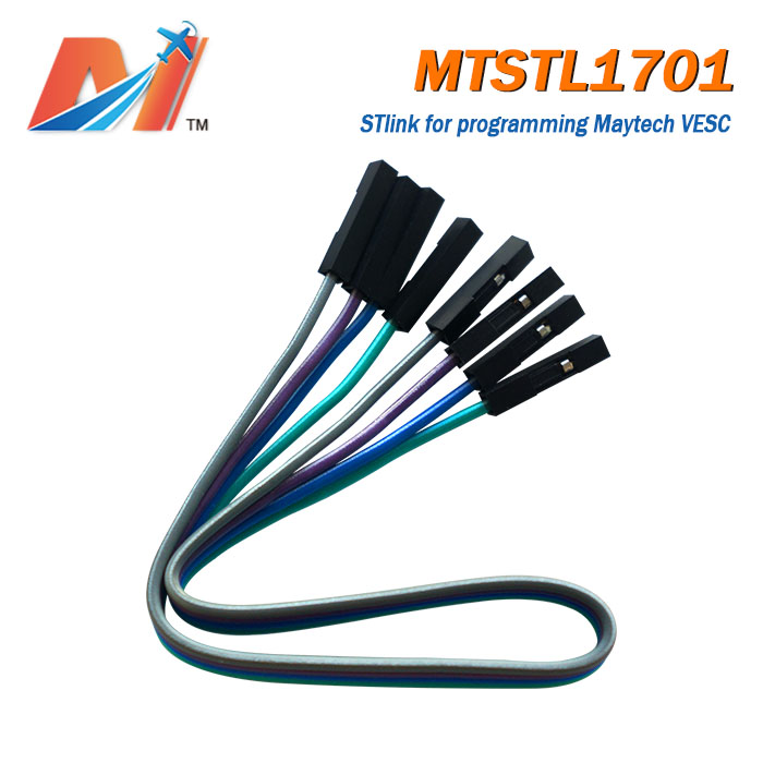 Maytech skateboard electric controller firmware programmer STLINK V2, View  skateboard electric, Maytech Product Details from Shanghai Maytech