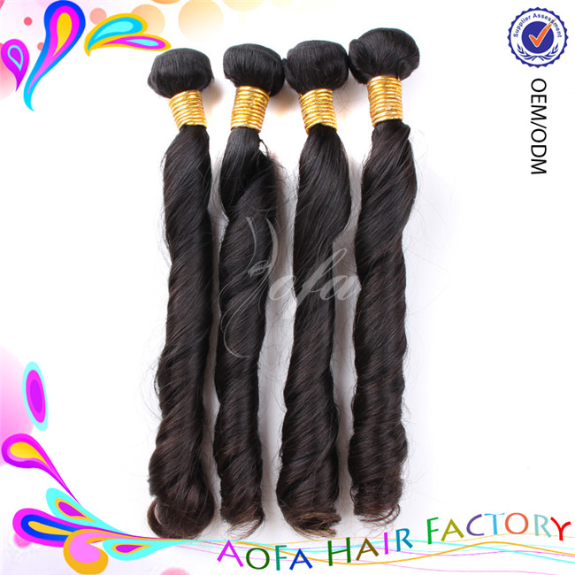2014 New arrival 5A grade brazilian indian remi hair weave