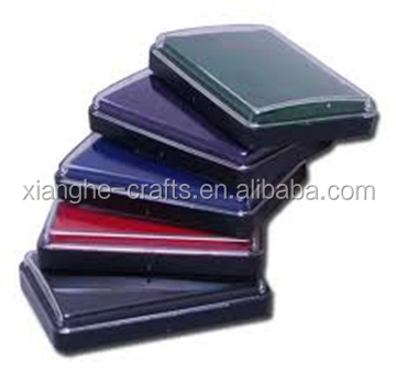 stamp pad or ink pad or ink stamp pad
