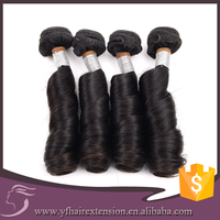 Hot Sale Spring Curl Virgin Brazilian Human Hair
