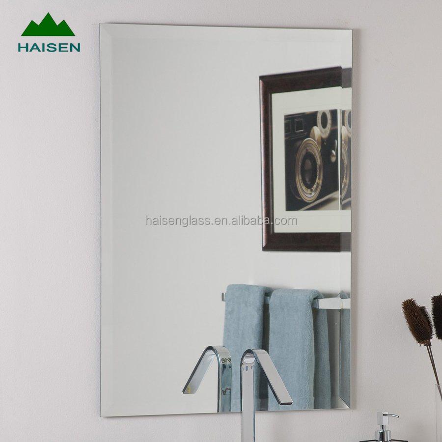 4mm Beveled Bathroom Mirror Wholesale, Bathroom Mirror Suppliers ...