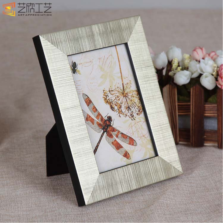 Plastic Foam Photo Picture Frames Supply PS Picture Frame
