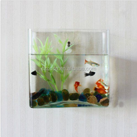 Wall-mounted Acrylic Fish Tank,Acrylic Fish Aquarium,Acrylic Fish ...