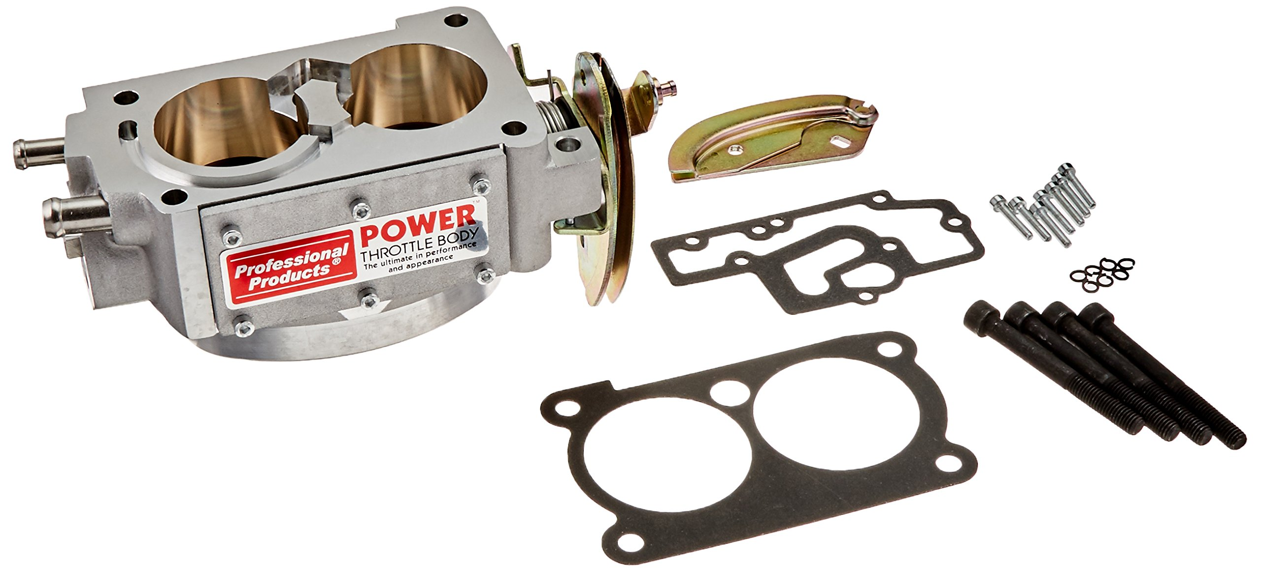 Professional Products (69701) 52mm Satin Throttle Body for Chevrolet/Pontiac