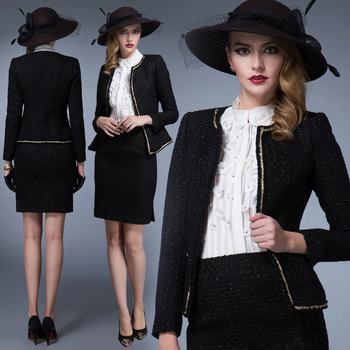 204a7f19800 Business Clothes For Womens Office Wear Designer Suits Fashion - Buy ...