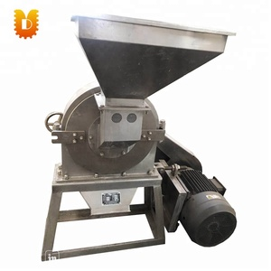 UDFS-320 Stainless steel Fruit/herbs/chili crushing machine/granulating machine