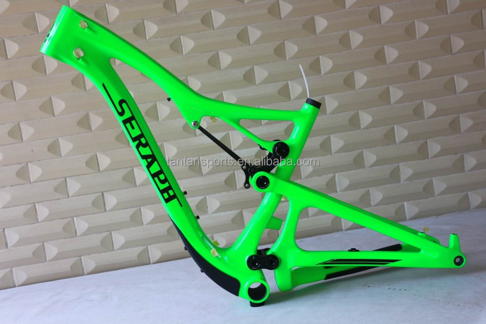 SERAPH 26er 27.5er 29er vollcarbon mtb rahmen full suspension mtb ...
