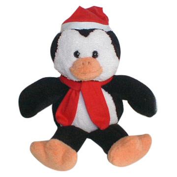 stuffed christmas penguin toypenguin plush stuffed animal toy buy soft toy penguinsoft toy penguinpenguin plush stuffed animal toy product on alibaba - Christmas Plush Toys