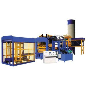 QT4-15Automatic fly ash brick making machine in india price