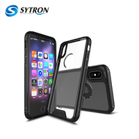 Trade Assurance Hybrid 2 In 1 Tpu+Acrylic For Iphone x Case 0.35 Slim