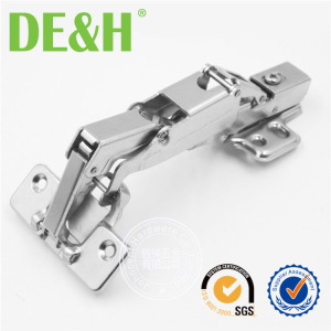175 degree soft close Cupboard wardrobe door hinges flush angular