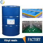 Improved epoxy resin Vinyl Ester Resin Floor Paint Liquid Price