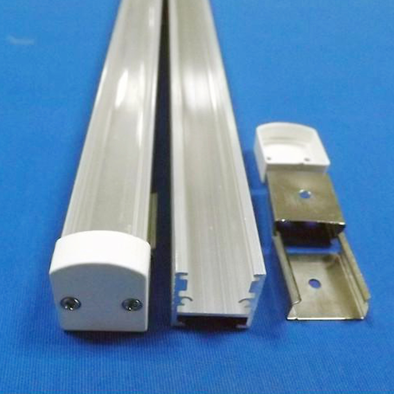 LED aluminium tube profile for linear lights