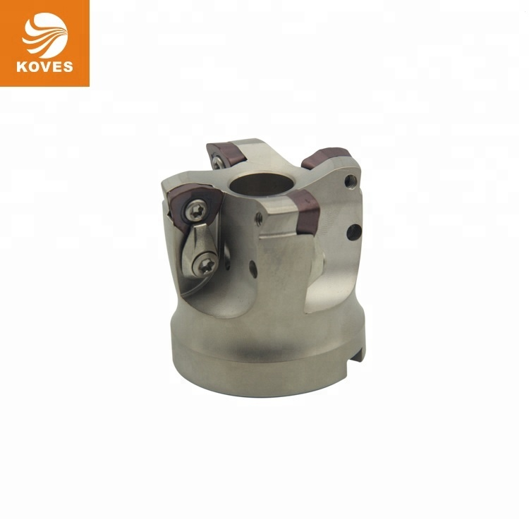 AJX High Feed Face Milling Cutter, face mill cutter for Mitsubishi inserts