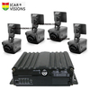 2/4 channel/8 channel Wifi Supported 3G realtime full D1 GPS vehicle car camera mobil dvr 8 channel mobile car dvr recorder