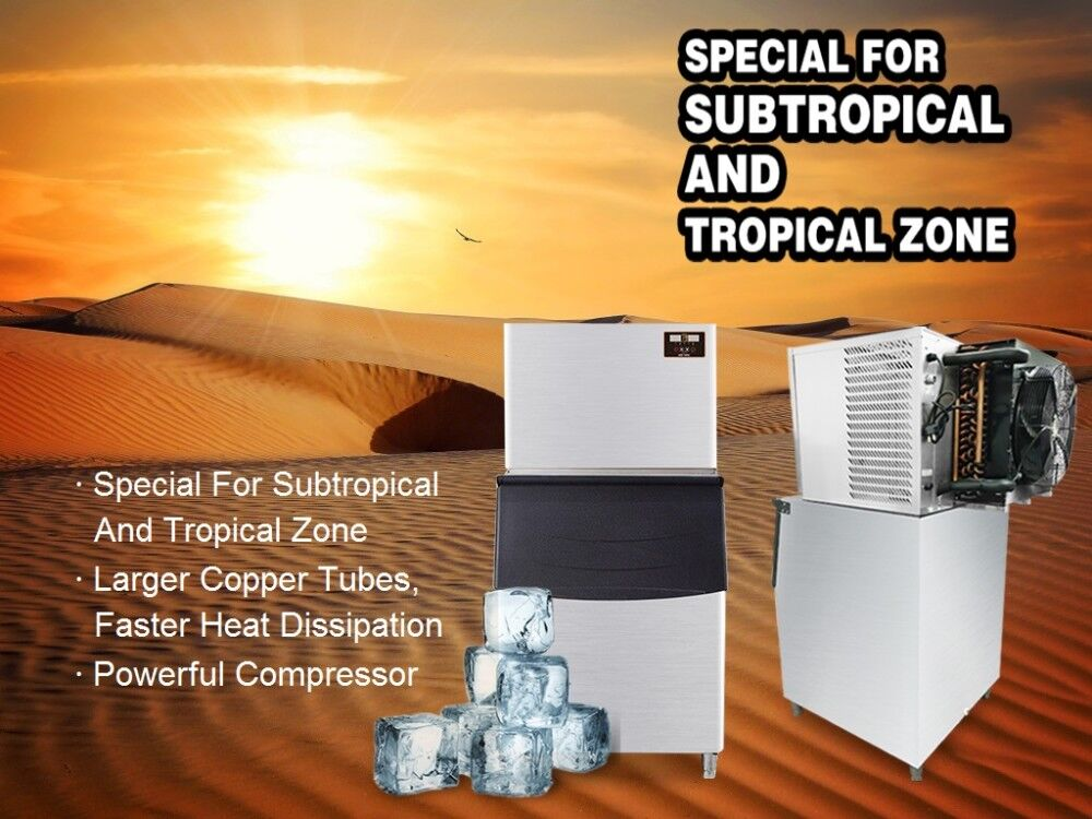 Famous Cube Ice Maker Soft Promotion Ice Maker Ice Machine