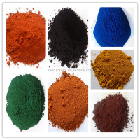 iron oxide pigment for concrete decorative color