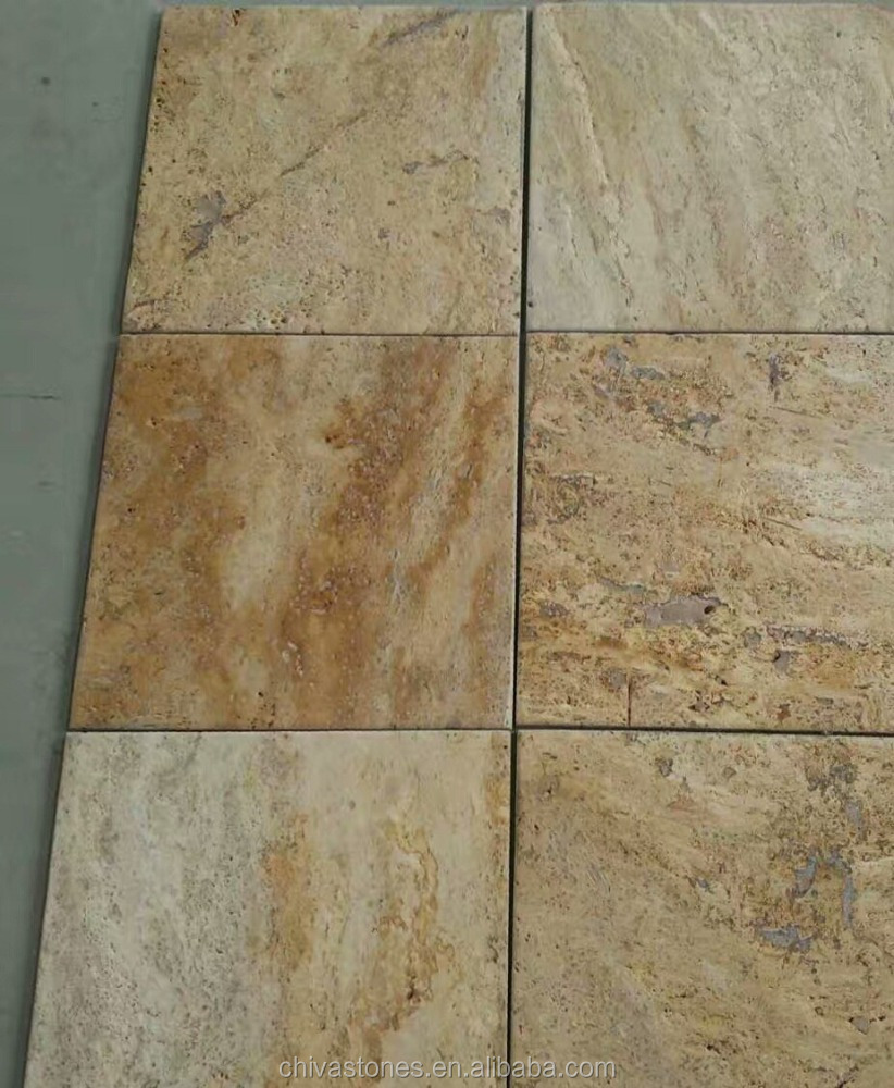 Country Classic Travertine Rustic Tumbled Paving Tile Road Pavers - Buy  Paving Tile,Rustic Tile,Travertine Paving Stone Product on Alibaba com