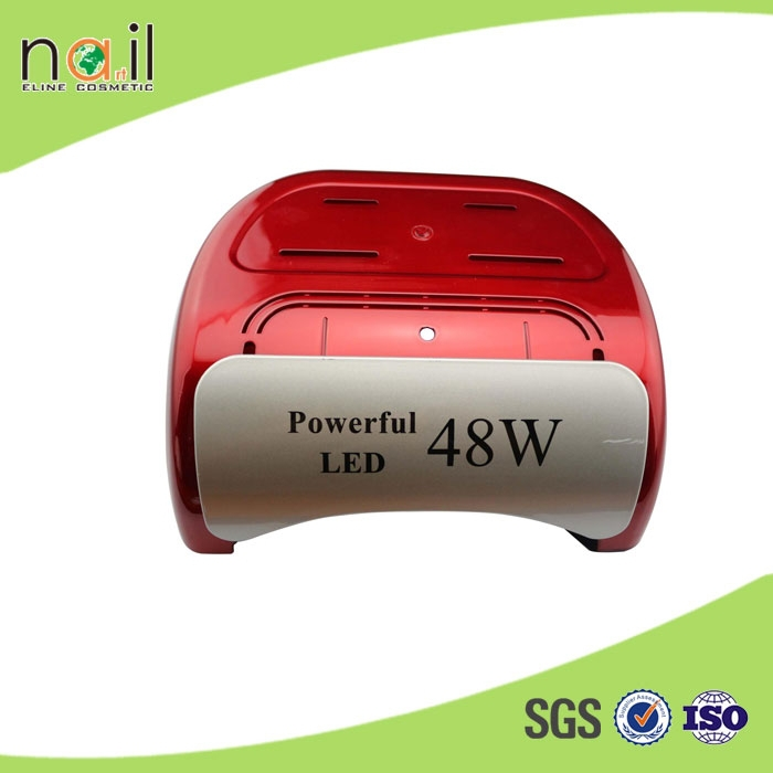 2015 new gel nail polish dryer 48w led nail dryer lamp auto-lnduction curing nail dryer lamp