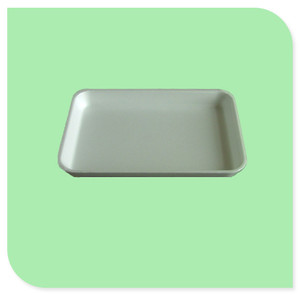 Hot selling high quality foam black serving tray