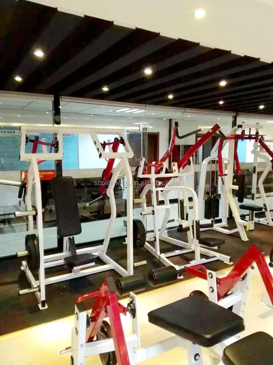 Hammer Strength Fitness Equipment Gym Machine Adjustment Bench - Buy Gym  Machine,Hammer Strength Fitness Equipment,Adjustment Bench Product on