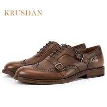 Italian latest design mens formal style genuine leather dress shoes pictures