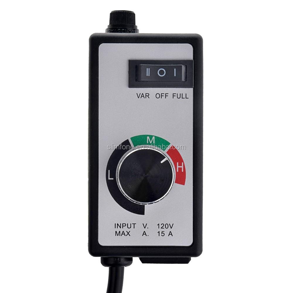Manufacturer 110v Motor Speed Control 110v Motor Speed