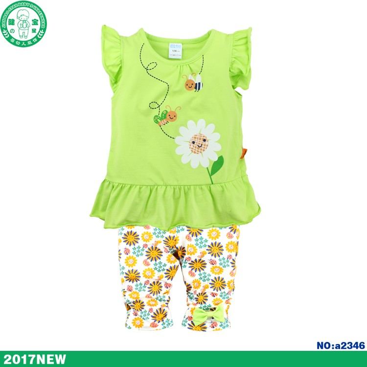 Wholesale Price Baby Girl Clothes Bulk Kids Clothes Children Boutique Clothing