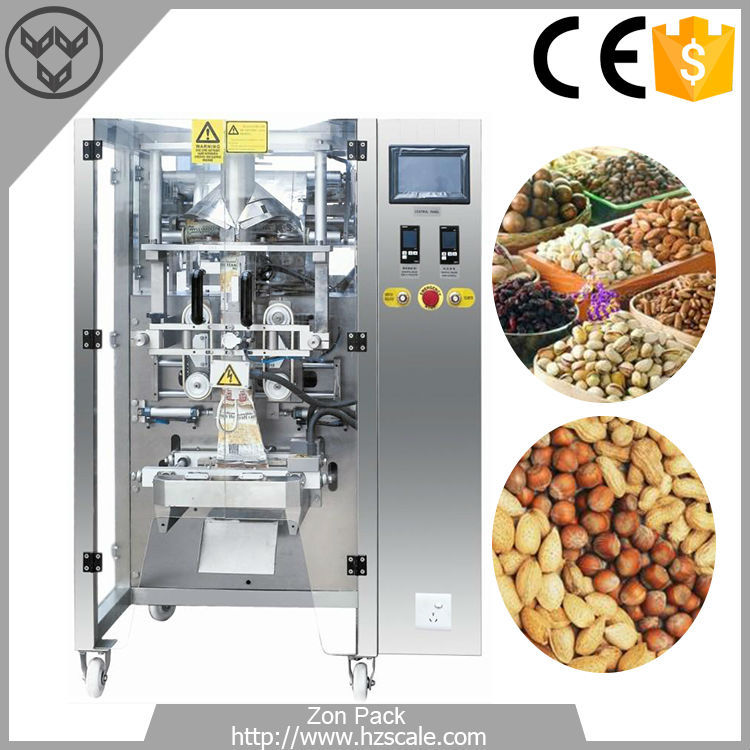 Automatic Vertical Packing Machine for Namkeen/Chips/Cookie ZH-V420
