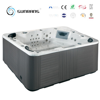 top quality round outdoor spa for massage whirlpool spa hot tubs buy