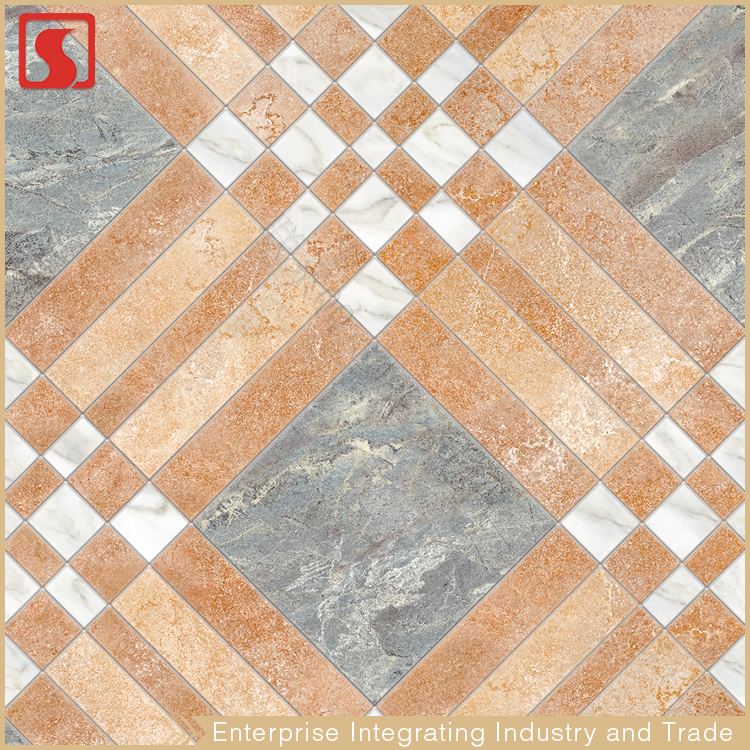 Manufacture New Unbreakable Large Courtyard Floor Tile 40X40