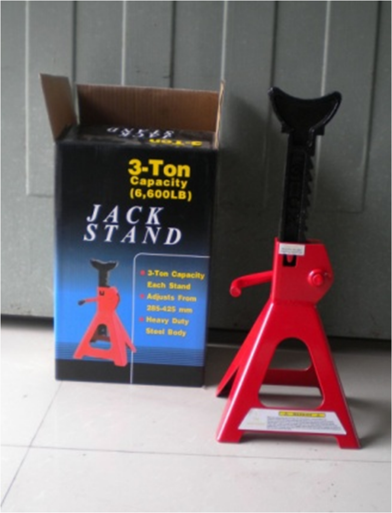 Professional Best Price 3 Ton Jack Stand,cable jack stand
