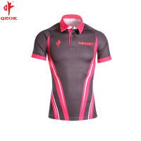 Fashion Rugby jersey high quality custom sublimation rugby shirt