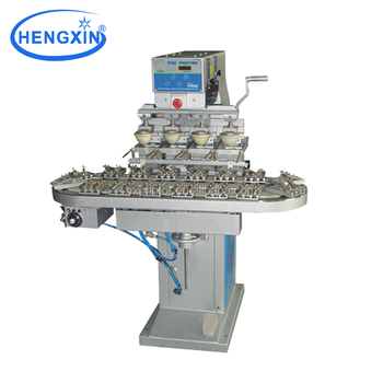 4 Color Pad Printing Machine For Pens & Keychain - Buy Pad Printing  Machine,4 Color Pad Printer With Conveyor,Pad Printer With Conveyor For  Pens &