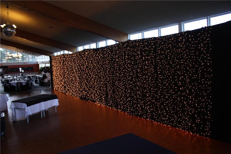Green Christmas Lights Led Curtain Wall Light For Christmas ...