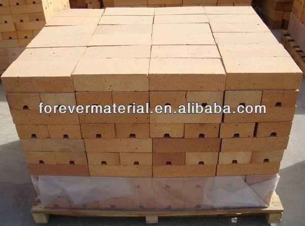 Feu brique d 39 argile pour four pain r fractaires id de for Brique refractaire pour four a pain