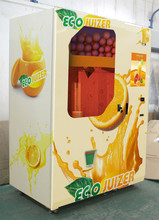 Frais Orange Jus de Fruits Distributeur automatique