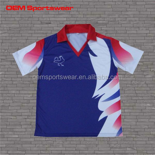 China Sublimation Cricket Uniforms, China Sublimation