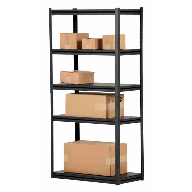 Corrosion protection adjustable warehouse steel rack stacking shelves boltless shelving units